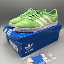 Adidas Munchen Super Spezial Limited Edition Shoes Men's Size 7 B41810 Green