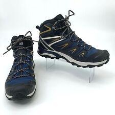 Salomon X Ultra 3 Mid-GTX Hiking Shoes Men's Size 10.5 Trekking Boots 408141 New