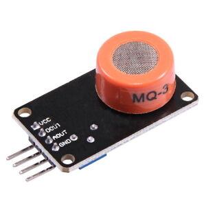 MQ-3 Détecteur éthanol Sensor Module MQ3 de Gaz d'alcool Capteur pour Arduino