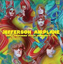JEFFERSON AIRPLANE - California State University '67. New CD + Sealed. **NEW**