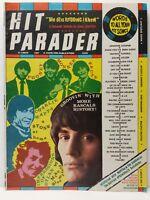 Hit Parader Magazine Back Issue June 1968 Monkee Charlie Watts FN