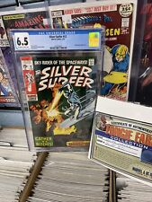 Silver Surfer #12 (Jan 1970) CGC 6.5 Abomination Appearance