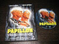 Papillon DVD Steven Mcqueen Dustin Hoffman