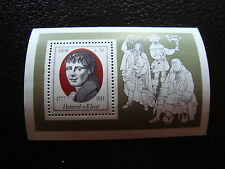 ALLEMAGNE (rda) - timbre - yvert et tellier bloc n° 48 n** (Z3) stamp germany