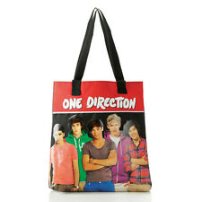 Sac de shopping en toile ONE Direction 32X33cm NEUF directioner
