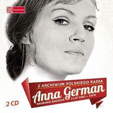 Anna German - Z Archiwum Polskiego Radia (CD 2 disc) NEW