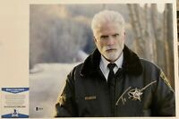 Ted Danson Autographed Fargo 11x14 Photo Signed Cheers Creepshow W/ Beckett COA