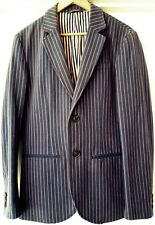 JACK WILLS Striped Jacket BOATING BLAZER Size S SMALL Henley MOD Goodwood CHAPS