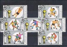 Serie voetbal / football (25) WK 1990 - Mongolië