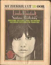 OOR 1975 21 BEATLES SPECIAL Linda Ronstadt  SPARKS Gene Parsons SANTANA The WHO