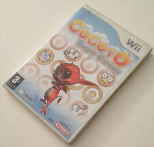 wii COCOTO MAGIC CIRCUS pal fr complet nintendo