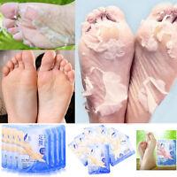 1/200Pcs Exfoliating Peel Foot Mask Baby Soft Feet Remove Callus Hard Dead Skin