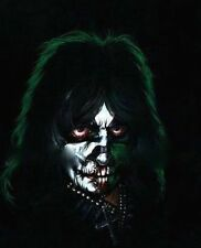 "Kiss - Peter Criss ""Catman"" Zombie Caricature Sticker or Magnet"