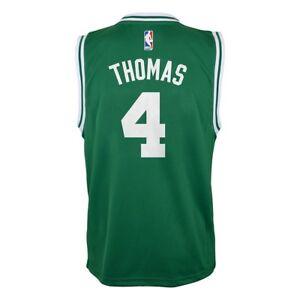 Isaiah Thomas NBA Boston Celtics Road Green Player Replica Jersey Youth (S-XL)