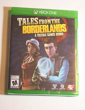Tales From the Borderlands (Xbox One) Brand New - Factory Sealed