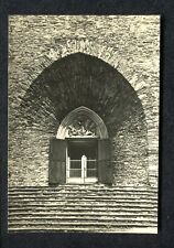 c1960s View: Entrance & Steps, St Annen Church: Annaberg- Buchholz