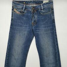 Diesel Nurran Wash 00701 W30 L30 blau Herren Designer Denim Jeans Hose Italien