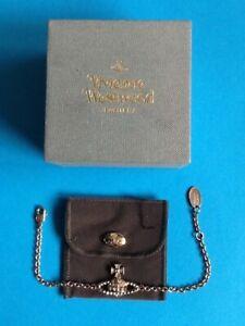Vivienne Westwood Gold Tone Orb Bracelet