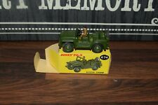 Dinky 674 Austin Champ Military Jeep In Original Box Ex Shop Stock Mint no4