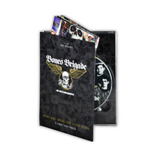 Powell Peralta Skateboards Bones Brigade Autobiography BLURAY DVD + Extras