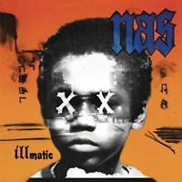 Nas - Illmatic XX - 180 Gram Remastered Vinyl LP & Download *NEW & SEALED*