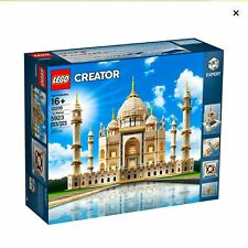 NEW & SEALED IN LEGO BOX Creator Taj Mahal 10256