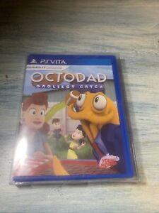 Octodad: Dadliest Catch SEALED (Sony PlayStation Vita, 2016)