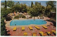 012413 Tucson AZ Vintage Postcard Wildhorse Ranch w/ Pool 1967