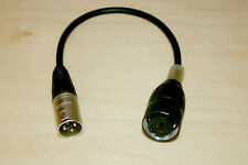 Tuchel Adapter Großtuchel - XLR f. Sennheiser etc.