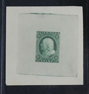 CKStamps: US Stamps Collection Scott#LO1E Essay Unused H NG Tiny Thin