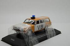 RARE !! Volga Gaz M2402 VB Police 1978 IST FoxToys IXO 1/43 Fox 022 Lim 999pcs