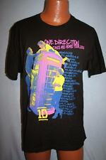 ONE DIRECTION 2013 Take Me Home Concert Tour T-SHIRT L 1D Harry Styles BOY BAND