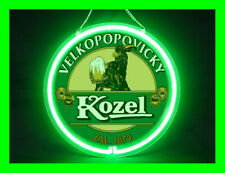Kozel Beer Hub Bar Display Advertising Neon Sign