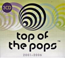 TOP OF THE POPS 2001-2006 - VARIOUS ARTISTS (NEW SEALED 3CD)