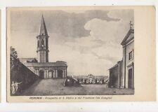 Perugia S Pietro Italy Vintage Postcard 403b