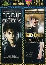 Drama PG Rated Eddie and the Cruisers DVDs & Blu-ray Discs