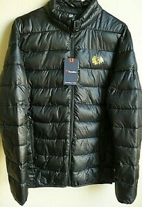 NHL Fanatics Chicago Blackhawks Hockey Full-Zip Puffer Jacket L NWT