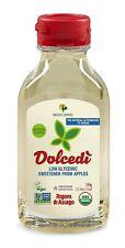 2 PACK Organic Rigoni di Asiago Dolcedi Low-Glycemic Sweetener from Apples