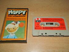 Das Sandmännchen ist da - Ariola HAPPY Hörspielcassette - 14 Kurzgeschichten