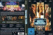 HOTEL ARTEMIS --- SciFi --- Jodie Foster --- Dave Bautista --- Uncut ---