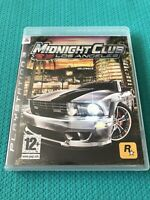 Midnight Club Los Angeles (Sony PlayStation 3, PS3)- With Manual