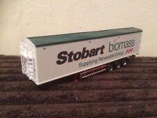 Corgi Modern Roadscene 1:76 Stobart Biomass Trailer 00 Gauge Oxford Diecast