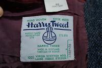 HARRIS TWEED LUXUS HERREN SAKKO SCHURWOLLE  gr 50    HOCHWERTIG GUT FEIN