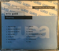 Eric Gadd	Floating - Promo album 14-track jewel case	CD	Off The Record ‎–