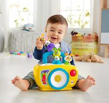 New Fisher-Price BeatBo Boogie Boom Box with Lights Songs & Music Fun Baby Toy