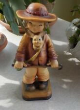 "ANRI Ferrandiz FRIENDS 6"" Figurine Wood Carved Carving - 2108/2250"