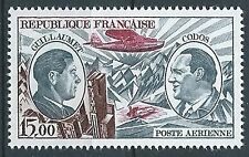 1973 FRANCIA POSTA AERA PIONIERI AVIAZIONE MNH ** - EDV2
