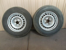 """15"""" wheels and tyres"""
