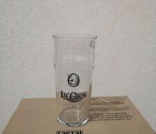 lots de 6 verre licorne pint  bière 50 cl