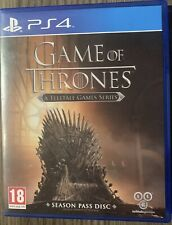 Game of Thrones – A Telltale Games Series (PS4) Playstation 4 Rare Title
